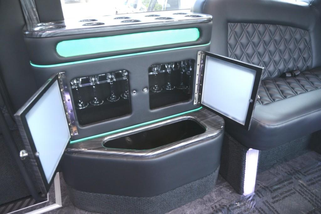 Limo Bus Company Philadelphia Bucks County Corporate Limo Bus - Mercedes benz limo bus