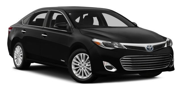 Toyota Avalon Hybrid, prom, wedding