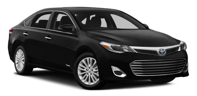 Toyota Avalon Hybrid, prom, anniversary, nfl draft