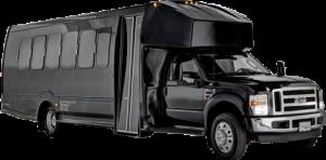 Ford LimoBus Wedding Limousine Transport Service, Holiday Lights, Holiday Window Displays Limo Tour, prom, anniversary, bachelor